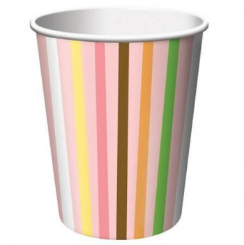 Sweet at 1 Birthday Girl Paper Cups - 8CT-0