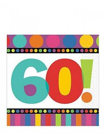 60th Birthday Lunch Napkins-0