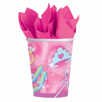 Princess 9oz Paper Cups - 8CT-0