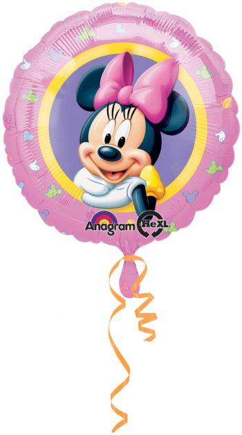 """18"""" Minnie Portrait Balloons S50-0"""