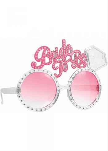 Glasses Diamond Bling Fun-0