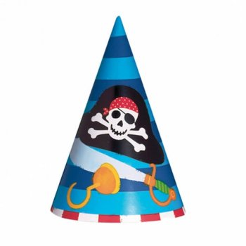 "Pirates Treasure Hat 7""-0"