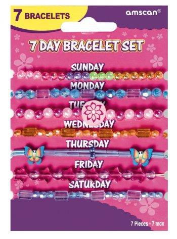 Seven Day Bracelet Set-0