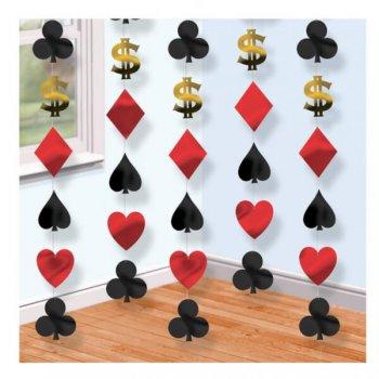 Casino String Decoration-0