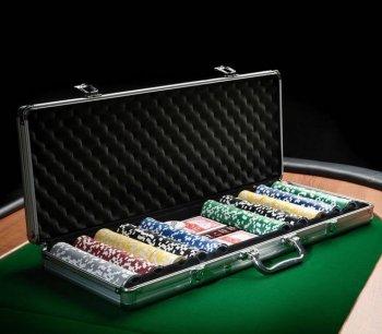 Poker Set 500-0