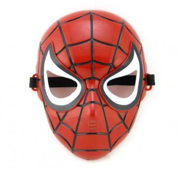 Face Mask Spiderman-0