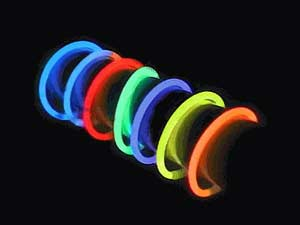 Glow Wrist Bands - 100CT-0