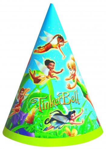 Disney Tinker Bell Party Hats-0