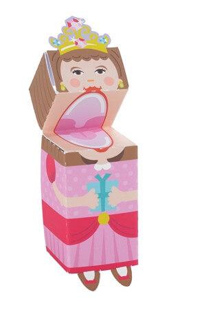 Castle Fun Princess Finger Puppets-0