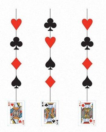 Card Night Hanging Cutout-0