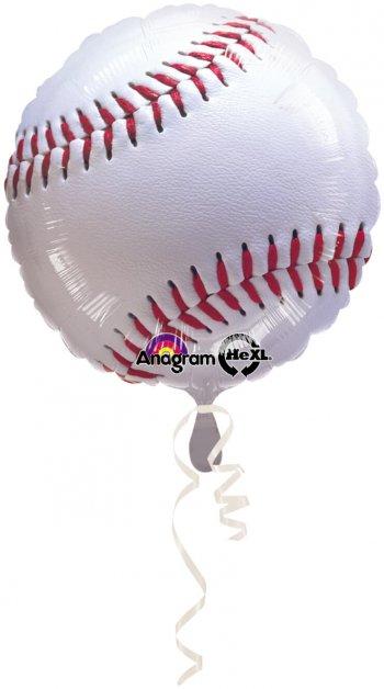 "Championship Baseball Balloons 18"" S40-0"