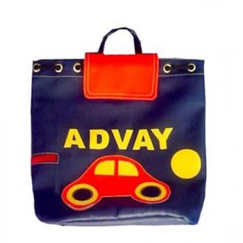 Personalised Backpacks-Cars String Bag-0