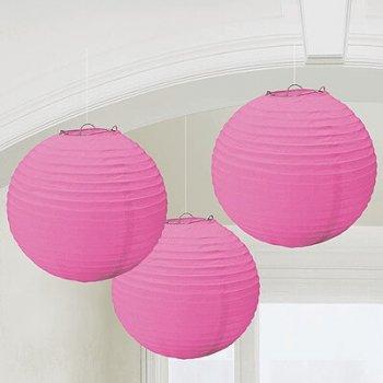 Paper Lantern Pink - 1PC-0