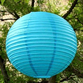 Paper Lantern Blue - 1PC-0