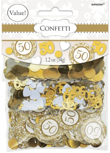 50th Anniversary Value Pack Confetti-0
