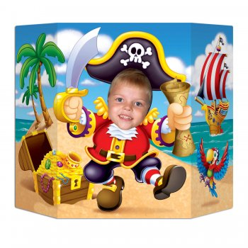 "Pirate Photo Prop 3'1 x 25""-0"