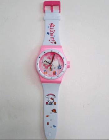 Hello Kitty Wall Clock-0