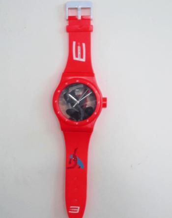 Spiderman Wall Clock-0