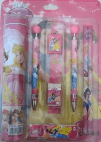 Princess Stationary Set-0