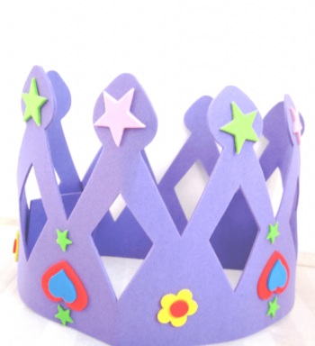 Design Your Own Foam Crown Kit-0