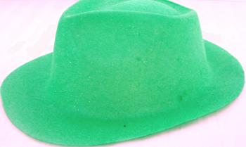 Neon Glitter Hat-0