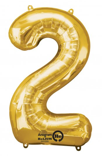 Numerical Balloons No. 2-0