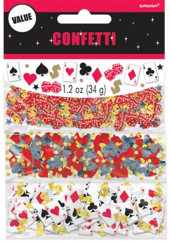 Place Your Bets Value Pack Confetti 1.2oz-0