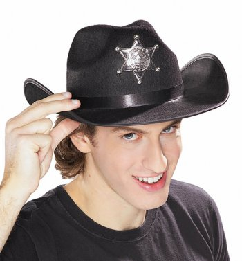 Sheriff Hat-0