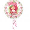 Strawberry Shortcake Pattern Balloons 18-0