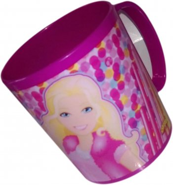 Barbie Round Cup-0