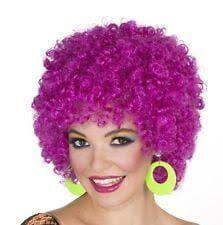 Solid Color Afro Wigs-0