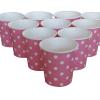 Polka Dot Paper Cups 9oz - 20CT-0