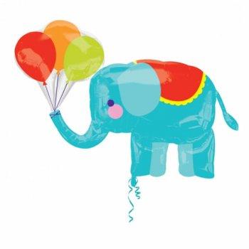 Circus Elephant Balloons P30-0