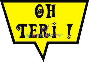 Oh Teri Photo Prop-0