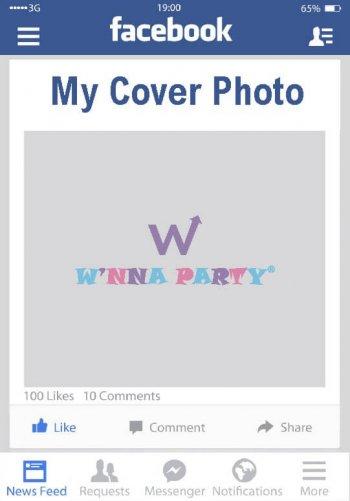 Facebook Photo Cover Photo Prop-0