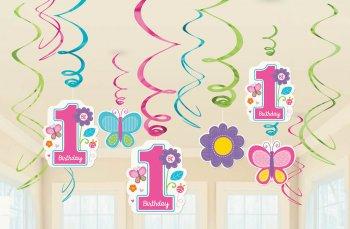 Swirl Value Pack Butterflies & Flowers - 12CT-0