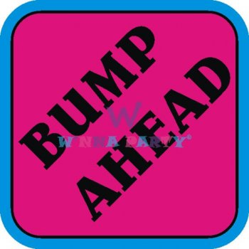 Bump Ahead Photo Prop-0
