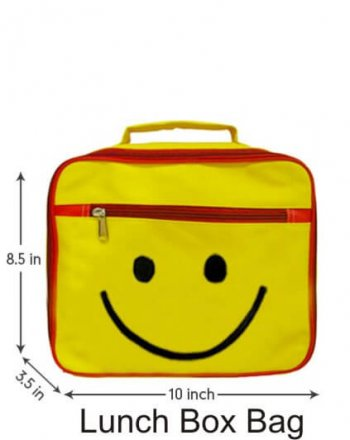 Personalized Lunch Box-Smiley-0