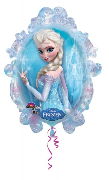 Frozen Birthday Supershape Balloons P35-0