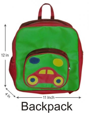 Personalized Backpack-Car-0