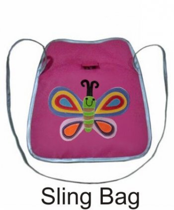 Personalized Sling Bag-Butterfly-0