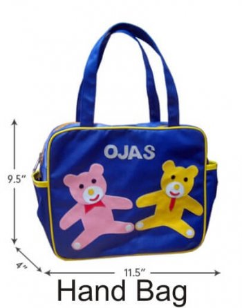 Personalized Handbag-Teddy-0