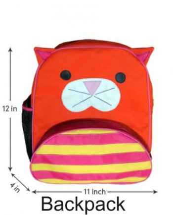 Personalized-Backpack Cat-0