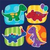 Dinosaurs Theme Party Lunch Napkins - 16CT-0