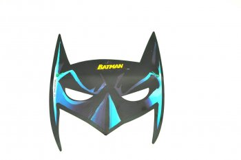 Batman Eye Masks - 10CT-0