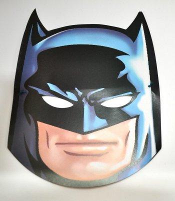 Batman Face Masks - 10CT-0