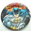 Batman Paper Plates -1 0CT-0