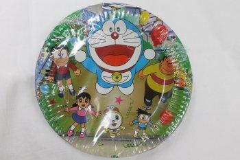Doraemon Paper Plates 9 inches - 10PC-0