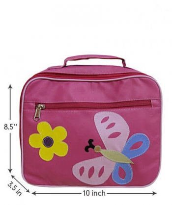 Personalized Lunch Box-Butterfly-0