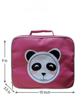 Personalized Lunch Box-Panda-0